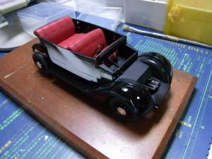 トヨタ AA型乗用車 TOYOTA AA SEDAN01