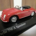 ポルシェ 356 A スピードスター1956