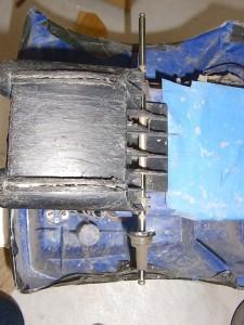 タイヤを繋ぐシャフト02