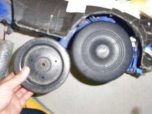 フロントタイヤの新旧を比較01