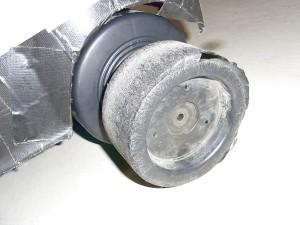 タイヤの比較