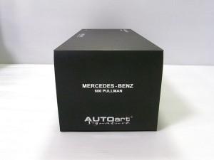 AUTO art 1/18 メルセデス ベンツ 箱