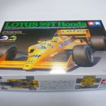 タミヤ 1/20 ロータス 99T Honda
