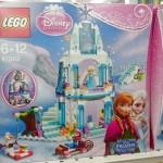 アナ雪!エルサの氷のお城がレゴで登場!
