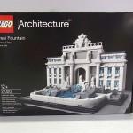 LEGO 21020 トレビの泉