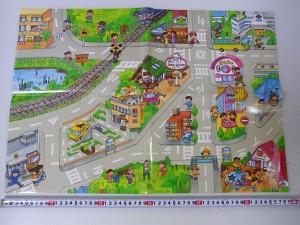 交通安全教室セット タウンマップ