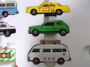 交通安全教室セット tomica 2