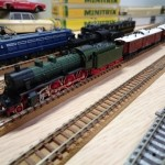 ミニトリックス オリエント急行 他 鉄道模型Nゲージまとめてお譲りいただきました