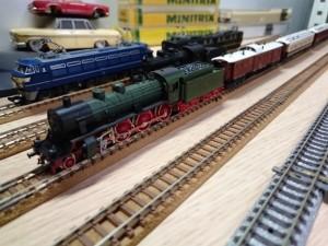 ミニトリックス オリエント急行 他 鉄道模型Nゲージまとめてお譲り頂きました。