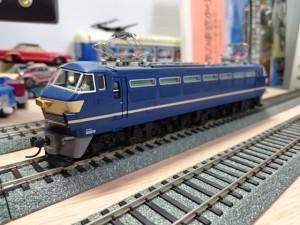 TOMIX HO-115 EF66