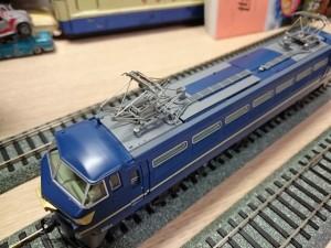 トミックス HO-115 EF66 アップ