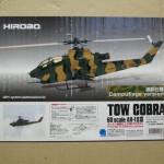 ヒロボー RCスケール機 60 TOW COBRAを神奈川県横浜市からお売りいただきました
