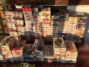 ミニ四駆を静岡県静岡市より大量買い取りさせて頂きました。