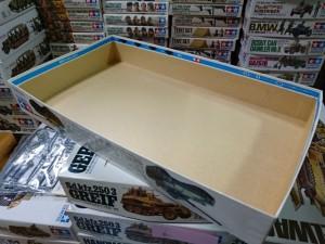 タミヤ パッケージ お菓子の箱