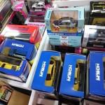 エムテック トヨタプリウス 鉄腕アトム フィギュア付き 他ミニチュアカーまとめて買取致しました。