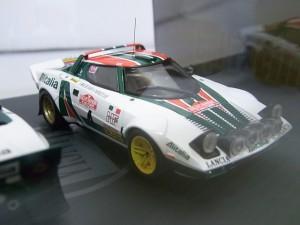 ストラトス 1/43 hpi 1976