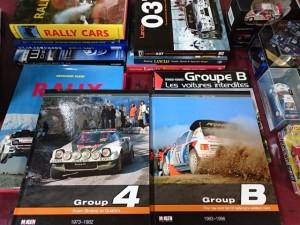 ラリー WRC 洋書 Group4 GroupB