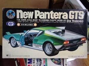 マルイ 1/24 New Pantera GTS