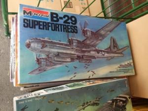 モノグラム B-29 スーパーフォートレス 1/48