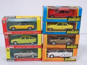 ソリド|solido BMW3.0 CSL 917 2002 ポルシェ 914 /6 カレラ