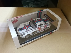 MB SLS AMG GT3 マルティニ