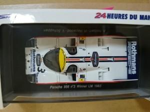 スパーク ポルシェ 956 ル・マン 優勝 1983