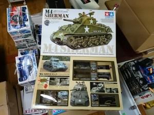 タミヤ 1/16  M4シャーマン フルオペ