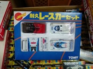 トミカ 耐久レースカーセット