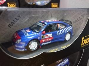 イクソ RAM230 シトロエン クサラ WRC GO!!!!!!!!