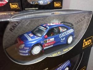 イクソ RAM230 シトロエン クサラ WRC GAULOISES