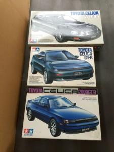 お客様の好きな車種はトヨタのセリカシリーズ