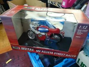レベル 1/12 MV アグスタ ストリートレーサー
