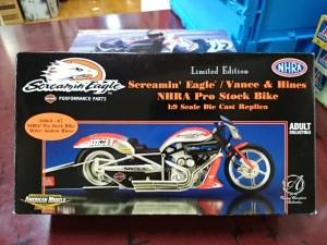 NHRA プロストックバイク