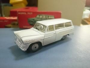 モデルペット 他 ヴィンテージミニチュアカーをお譲りいただきました。