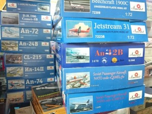 Amodel 1/144 航空機 プラモデル