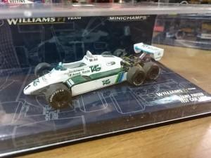 PMA1/43 ウィリアムズ FW08B