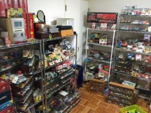 愛媛県にてチョロQの出張買取へ行ってきました。お客様のコレクションを拝見。