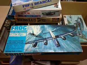 FROG フロッグ 1/72 AIR-SEA RESCUE Shackleton