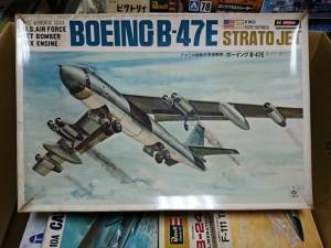 ハセガワ 1/72  ボーイング  B-47 E