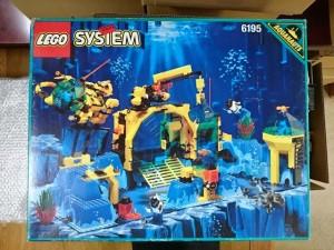 レゴ SYSTEM 6195