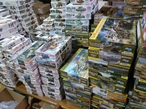 1/35スケール 戦車プラモ 大量買取
