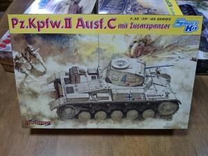 ドラゴン 1/35 Pz.Kpfw.II Ausf.C