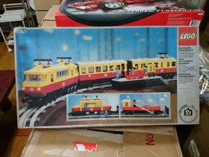 LEGO 7740 パッセンジャー トレイン  パッケージ