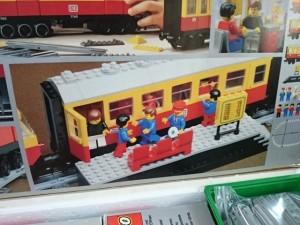 LEGO 7740 パッセンジャー トレイン  パッケージ 中 1