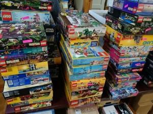東京都三鷹市より LEGO | レゴ 各シリーズ まとめてお譲り頂きました。