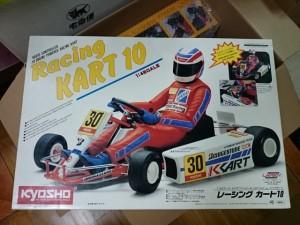 京商  レーシングカート 10