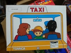 トミカ タクシー セット
