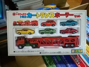 東京都大田区より トミカのまち カートランスポーター セット 他 まとめてお譲り頂いました。
