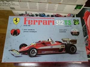 プロター 1/12  フェラーリ 312 T3