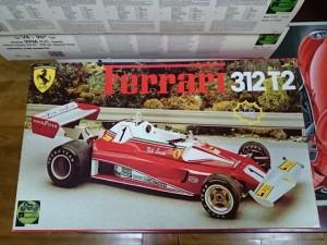 プロター 1/12 フェラーリ 312 T2